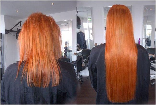 1 Из способов изменения внешности – наращивание волос