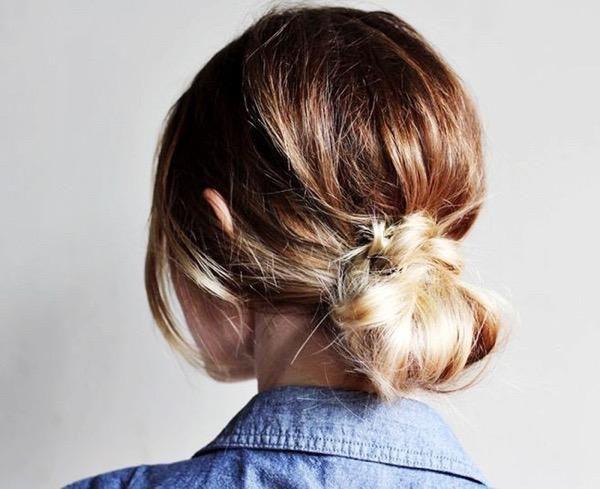 5 Быстрых причесок, которые скрывают несвежесть волос