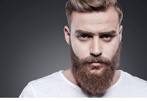 Например, высокие плечистые мужчины с длинной и объемной растительностью на лице будут смотреться ярко и естественно