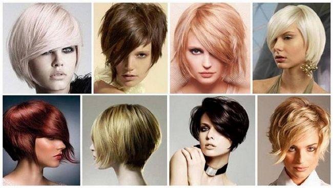 7 Доводов в пользу стрижек без челки при средней длине волос
