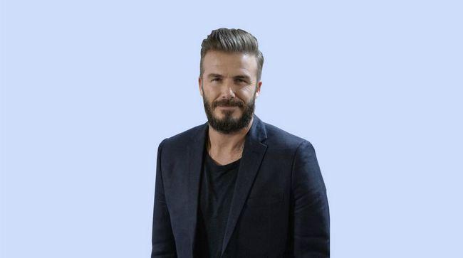Прямая борода