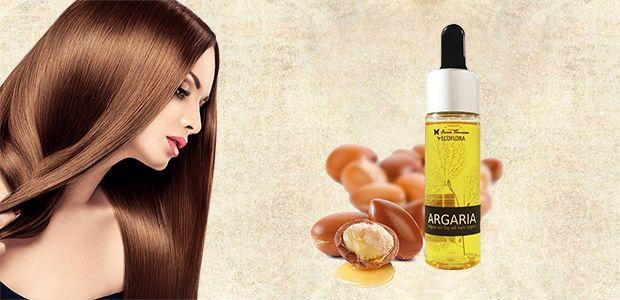 Состав масла Аргария для волос