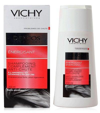 Благотворное влияние шампуня от выпадения волос виши