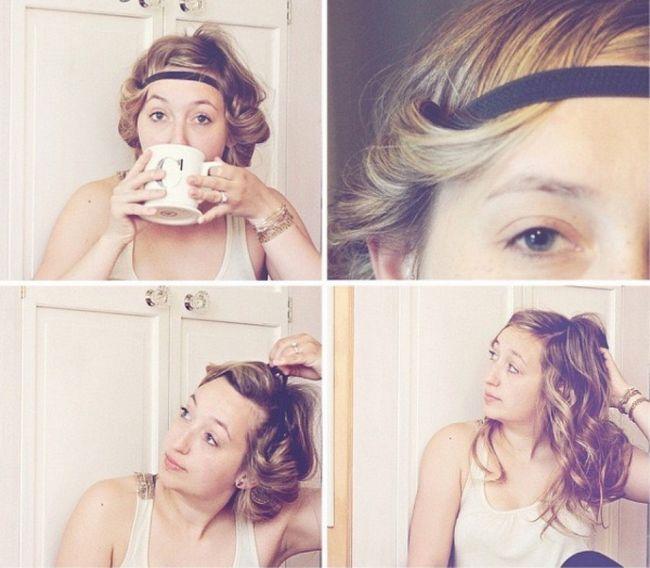 Быстрые и простые прически: 9 хитростей в фото