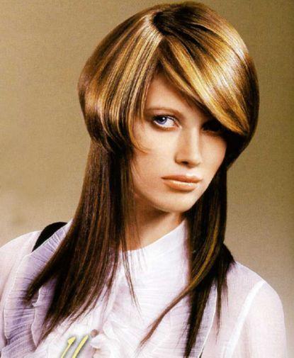 Двойное каре для волос средней длины – новый тренд?!