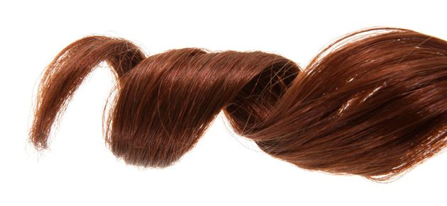 Химическая завивка на длинные волосы фото