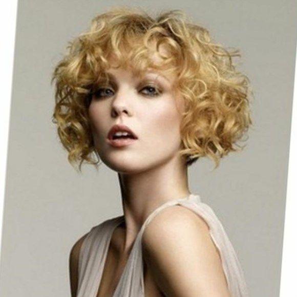 Советы, как делается химическая завивка волос поэтапно в фото. Химическая завивка для длинных, средних и коротких волос . Химическая завивка класса люкс и