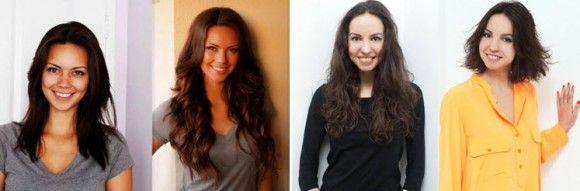 Из коротких в длинные: особенности наращивания волос