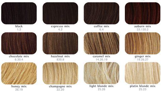 Как определить свой цвет волос? Это сложно, но возможно