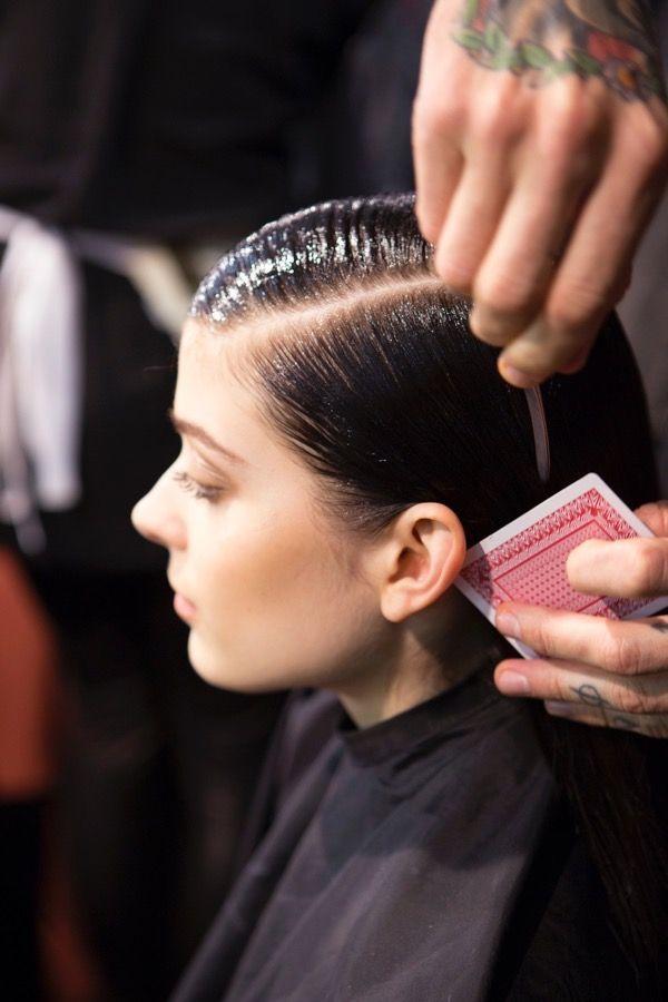 Как сделать эффект мокрых волос: фото, средства и способы