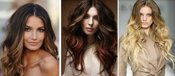 Увеличение объема волос с помощью окрашивания
