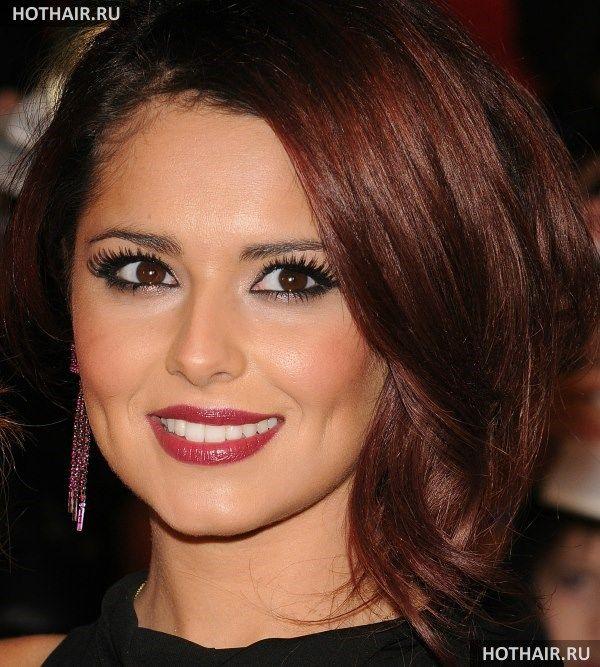 Какой цвет волос подходит смуглой девушке с карими глазами?