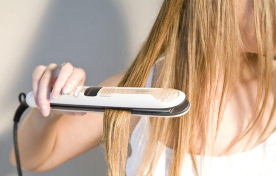 Какой он качественный выпрямитель для волос