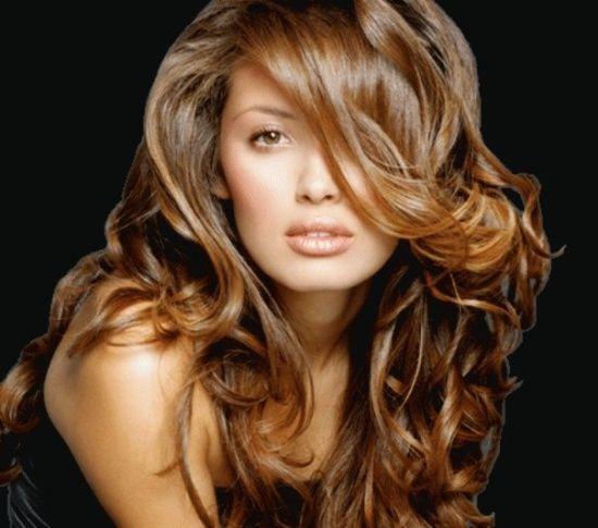 Каштан – верный выбор для ваших волос