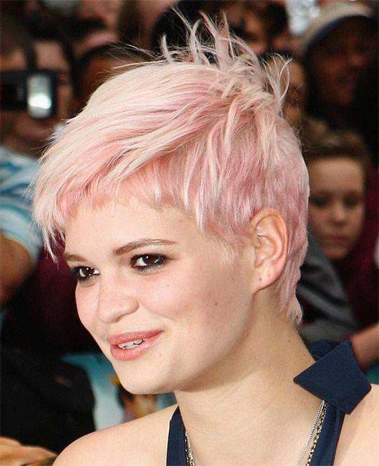 модные стрижки на короткие волосы 2014 фото видео