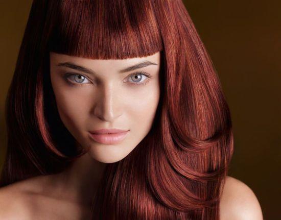 Красный цвет волос – прихоть или состояние души?
