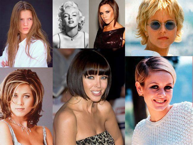 Культовые причёски, которые не выйдут из моды никогда!
