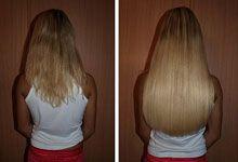 Ленточное наращивание волос: все аспекты