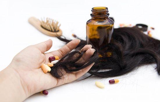 Лучшие витамины для роста ваших волос