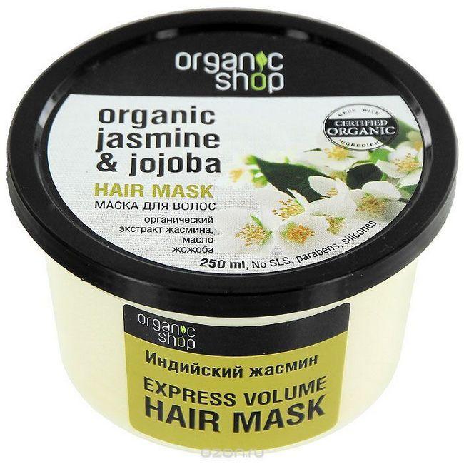 Маска для волос Organic Shop