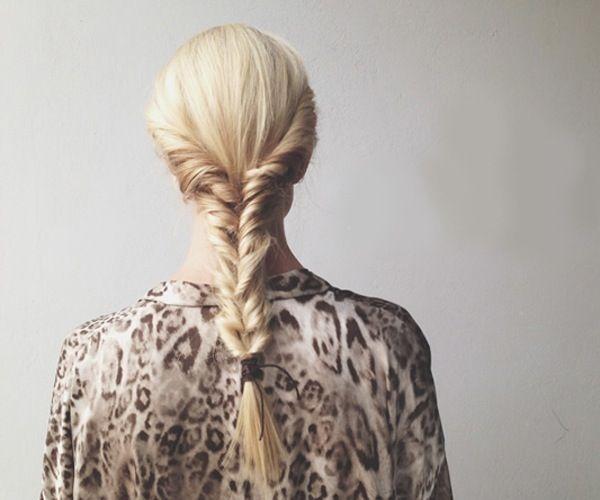 Мастер-класс прически на средние и длинные волосы: богемное плетение