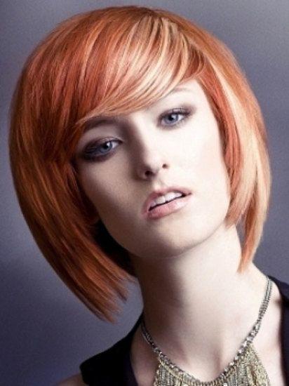 Мелирование на рыжие волосы – облагораживаем цвет
