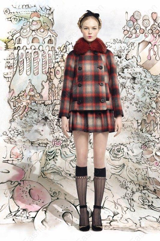 Мода осень-зима 2015