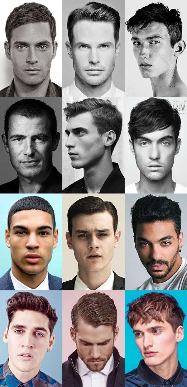 Модные мужские причёски 2015 на короткие волосы