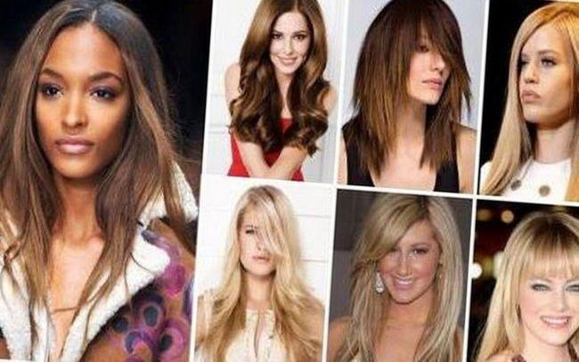 Укладывают волосы в строгих прямых линиях, волнистых романтических или небрежных экстравагантных. В моде некоторые фасоны ступенчатой стрижки: «стрижка под