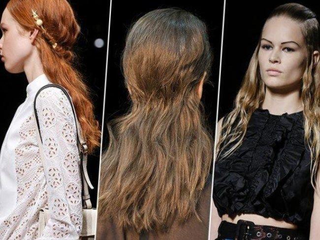 Стрижка асимметрия короткая прекрасно подходит и для совершенно прямых, и для кудрявых волос, придавая игривости и томности взгляду.