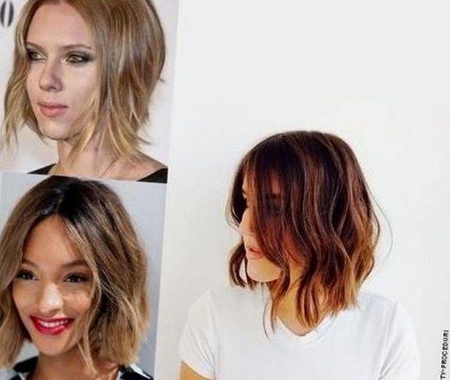 Большое распространение получили слоистые стрижки для коротких волос. Использование слоёв помогает сделать короткую стрижку более стильной.