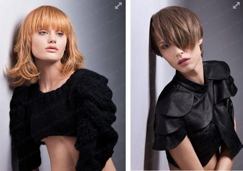 Модные стрижки 2015 года для средних волос