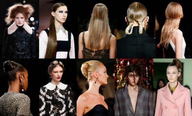 Модные женские причёски 2016: фото