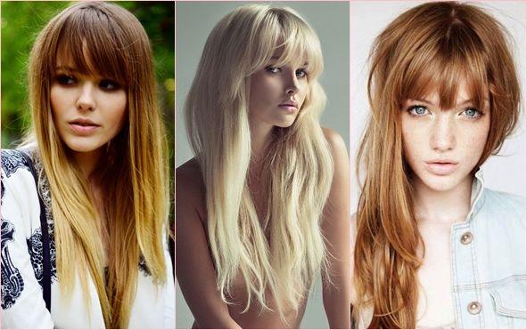 Современные и модные стрижки на длинные волосы