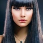 Обзор вариантов окрашивания и смывки для черного цвета волос