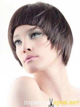 чёлки для коротких волос фото 7