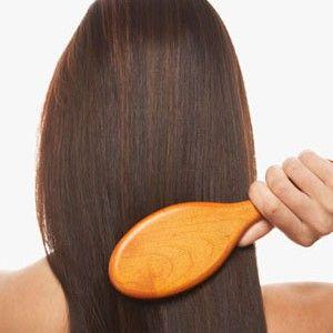 Маска при жирных волосах