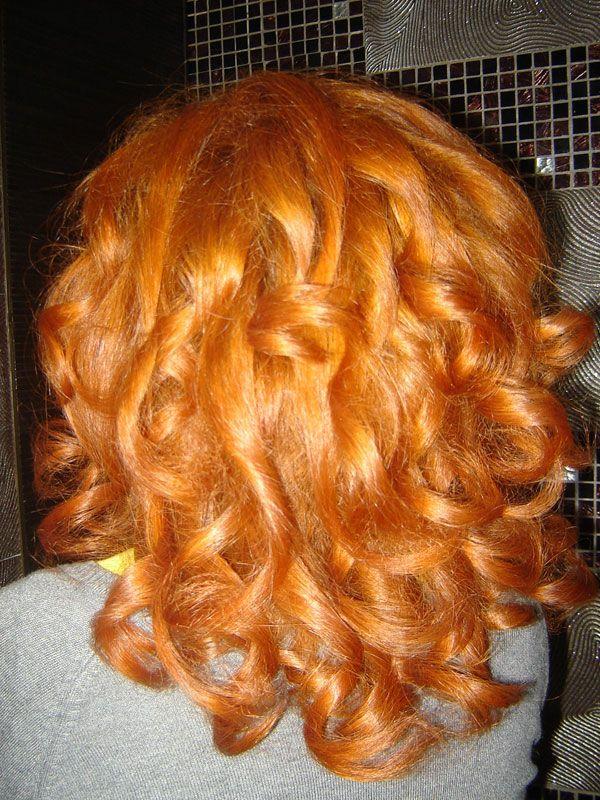 Особенности покраски волос хной