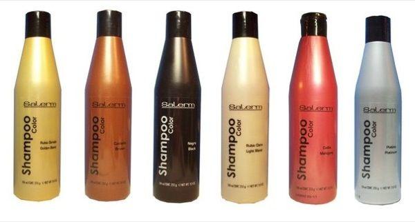 Salerm Shampoo Color-ottenochniy