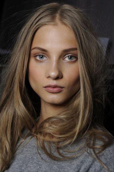 Пепельно-русый или холодный русый цвет волос. Типы, оттенки и краски