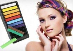 Покраска волос пастелью – легкий способ изменить свой образ!