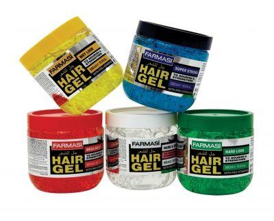 Популярные гели для укладки волос
