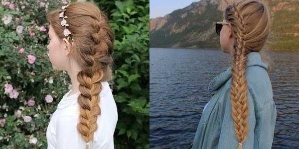 10-прически на длинные волосы