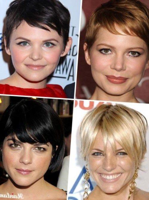 При прямоугольном типе лица уместной будет чёлка, прямая и длинная, она добавит образу женственности и «украдёт» возраст, а также скорректирует длину лица.
