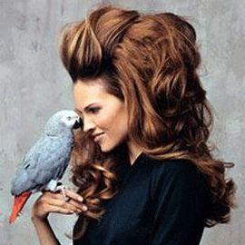 Пудра для увеличения объема волос, модерации прически и придания матовости волосам