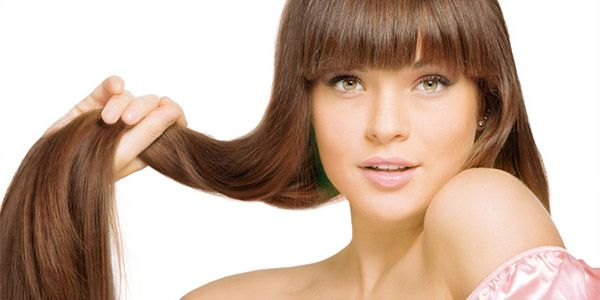 Самые популярные стрижки на длинные волосы с челкой