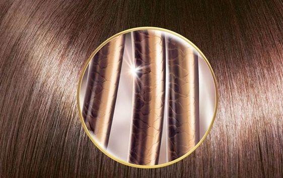 Шампунь с кератином для волос