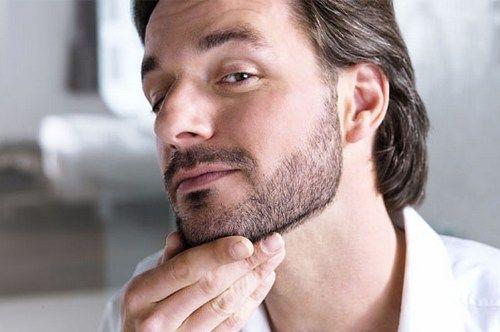 Способы ускорения роста волос на лице