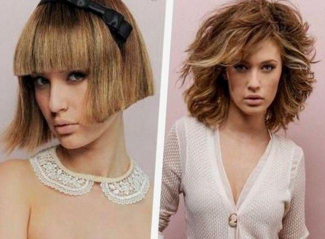 В этом сезоне коса также попала в актуальные прически . Она может быть толстой и тонкой, широкой и узкой. Важно, чтобы она была заплетена