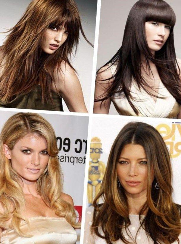 Более демократичны в плане густоты и текстуры волос градуированные или каскадные «боб-каре». Модная тенденция этого сезона каре